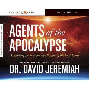 Agents of the Apocalypse - CD-Audio