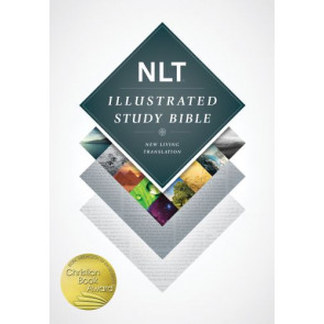 Illustrated Study Bible NLT (Hardcover) - Hardcover