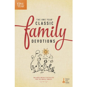 The One Year Classic Family Devotions - Softcover