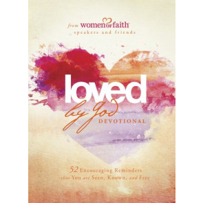 Loved by God Devotional - Hardcover