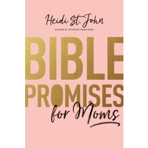 Bible Promises for Moms - Softcover