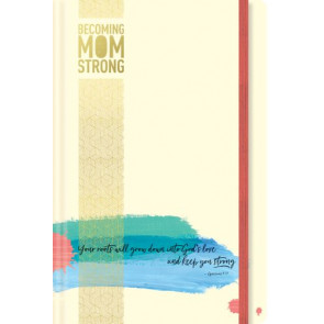 Becoming MomStrong Journal - Hardcover