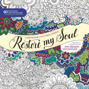 Restore My Soul - Softcover / softback