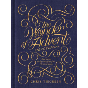 The Wonder of Advent Devotional - Hardcover
