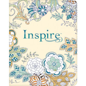 Inspire Bible NLT  - Softcover