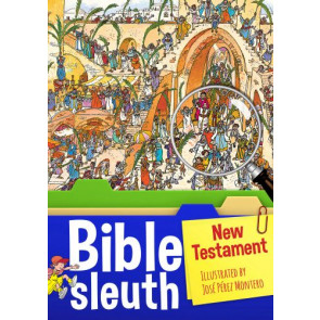 Bible Sleuth: New Testament - Hardcover