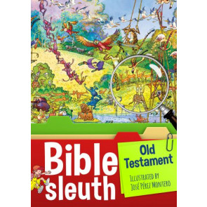 Bible Sleuth: Old Testament - Hardcover