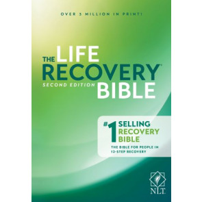 NLT Life Recovery Bible, Second Edition (Softcover) - Softcover