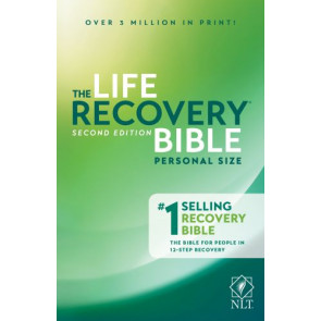 NLT Life Recovery Bible, Second Edition, Personal Size (Softcover) - Softcover