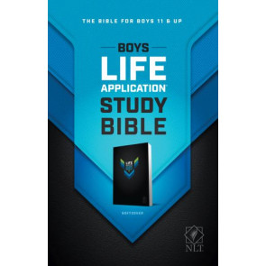 NLT Boys Life Application Study Bible (Softcover) - Softcover