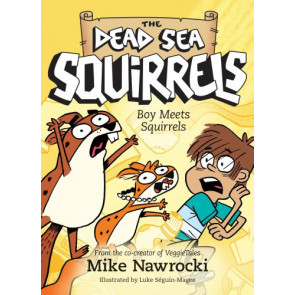 Boy Meets Squirrels - Softcover / softback