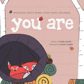 You Are - Board book