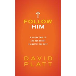 Follow Him - Hardcover