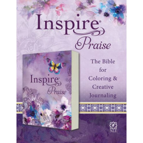 Inspire PRAISE Bible NLT (Softcover) - Softcover
