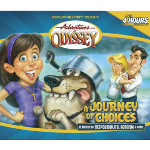 A Journey of Choices - CD-Audio