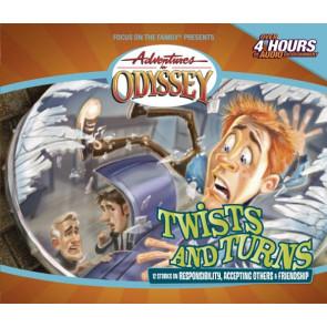 Twists and Turns - CD-Audio