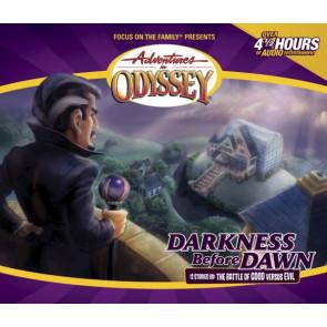 Darkness Before Dawn - CD-Audio