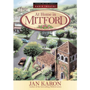 At Home in Mitford - CD-Audio