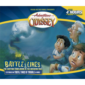 Battle Lines - CD-Audio