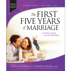 The First Five Years of Marriage - Hardcover With printed dust jacket