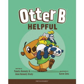 Otter B Helpful - Hardcover