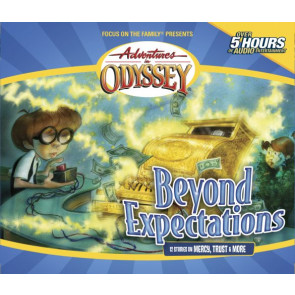 Beyond Expectations - CD-Audio