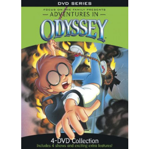 Adventures in Odyssey Gift Set - DVD video