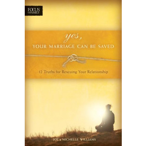 Yes, Your Marriage Can Be Saved - Softcover