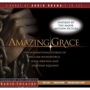 Amazing Grace - CD-Audio