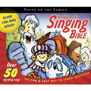 The Singing Bible - CD-Audio