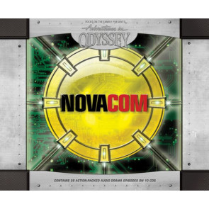 Novacom Saga - CD-Audio