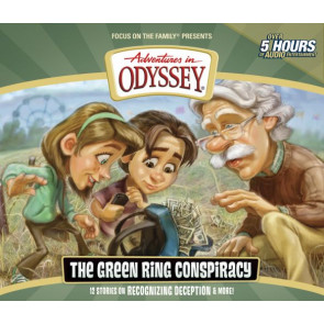 The Green Ring Conspiracy - CD-Audio