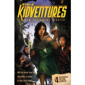 Bible KidVentures New Testament Stories - Softcover