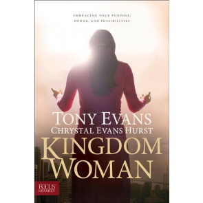 Kingdom Woman - Hardcover