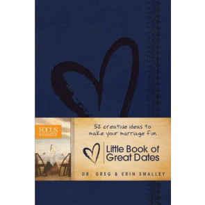 Little Book of Great Dates - LeatherLike
