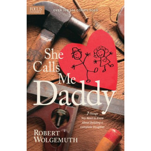 She Calls Me Daddy - Softcover