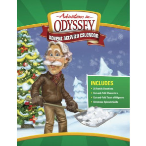 Adventures in Odyssey Advent Activity Calendar - Softcover