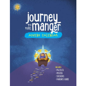 Journey to the Manger Advent Calendar - Softcover