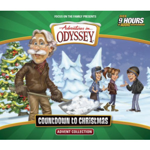 Countdown to Christmas Advent Collection - CD-Audio