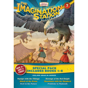 Imagination Station Special Pack: Books 1-6 - Softcover