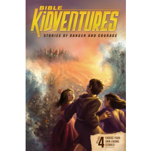 Bible KidVentures Stories of Danger and Courage - Softcover