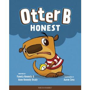 Otter B Honest - Hardcover