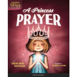 A Princess Prayer - Hardcover