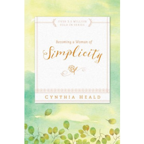 Becoming a Woman of Simplicity - Softcover