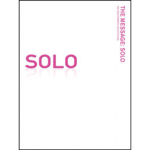 The Message: Solo - Softcover / softback Multicolor/Pink/White