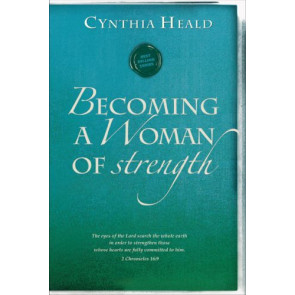 Becoming a Woman of Strength - Softcover