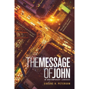 The Message of John (Softcover) - Softcover / softback