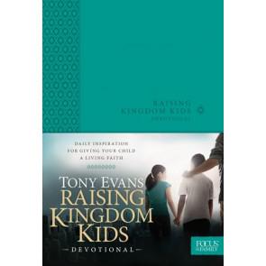 Raising Kingdom Kids Devotional - LeatherLike