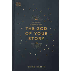 The One Year Adventure with the God of Your Story - Hardcover