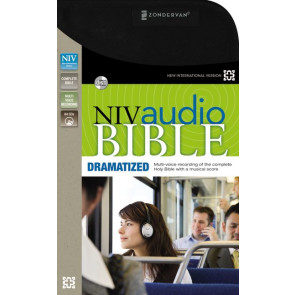 NIV, Audio Bible, Dramatized, Audio CD - CD-Audio